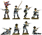Confederate Cavalry - fully painted