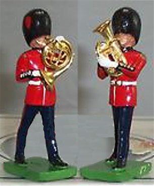 Coldstream Guards Band French & Tenor Horn 1 left