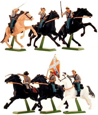 Deetail Confederate Cavalry (2001)