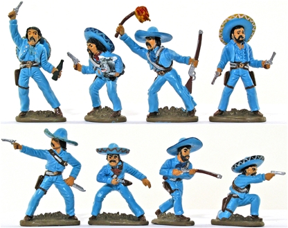 Mexican Bandits - Basic painted