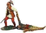 Woodland Indian Dragging Comrade - PRE-ORDER