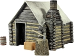 Civil War Winter Hut Number 1