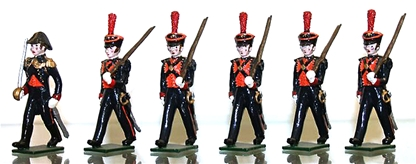 French Marine Fusiliers of the Guard - 1815
