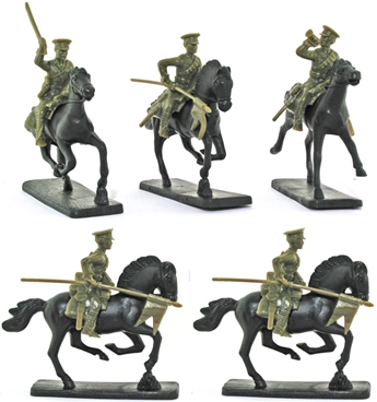 World War I Lancers - Use as Russians