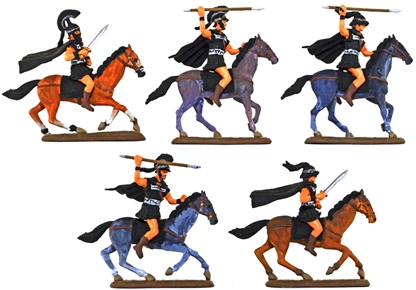 Thessalian Cavalry - fully painted