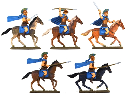 Athenian Cavalry - fully painted