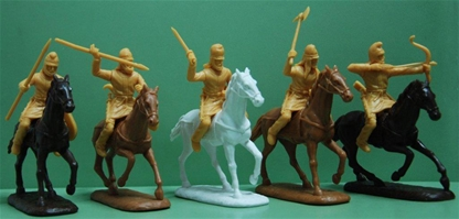 Ancient Persian Light Cavalry - retired 1st vers'n