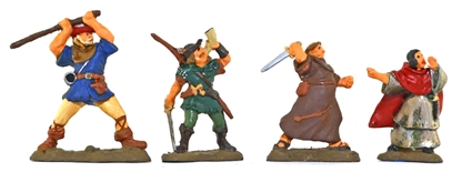 Robin Hood Set - fully painted