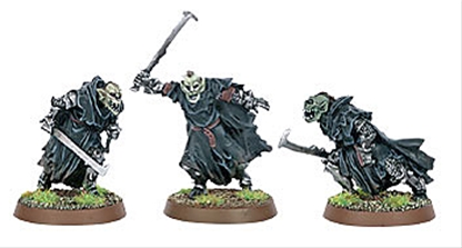 Morgul Stalkers - discontinued metal kit