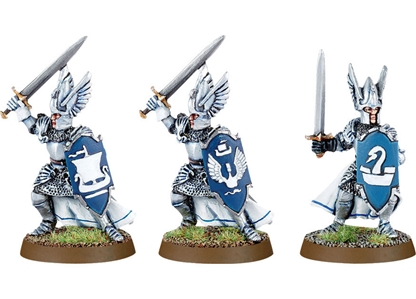 Foot Knights of Dol Amroth - metal kit
