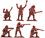 Woodland Indians Set #1 - color varies