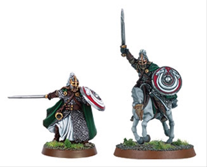 Erkenbrand of Rohan - original metal kit