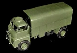WWII British Bedford Lorry