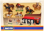 Breyer Riding School Set