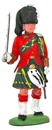 Gordon Highlanders - Marching Officer with Sword
