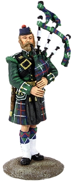 78th Highland Piper 1870