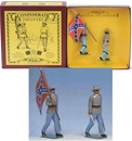 Confederate Infantry - 1 set in stock!