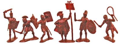 60mm Roman Warriors
