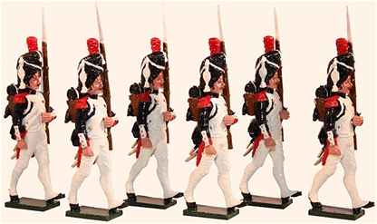 French Grenadiers of the Guard
