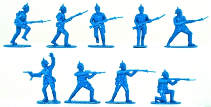 German Infantry 1871-1915