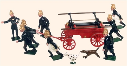 Victorian Volunteer Fire Brigade
