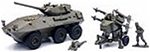 Armored Fighting Vehicle Set