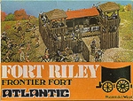 Fort Riley Western Playset