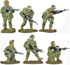 U S Army Afghanistan - set 1 - full paint