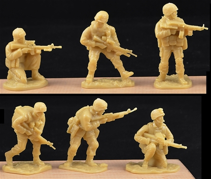 U S Marines in Iraq - set 1