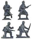 WW II German Infantry add-on Set