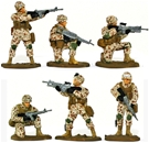 USMC Iraq set 2 - full paint job