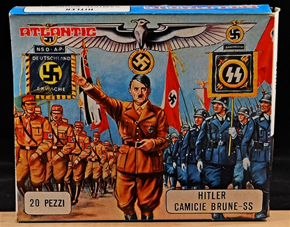 Hitler and the SS - mint in original box