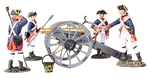 British 6 Pounder Gun and Crew - PRE-ORDER