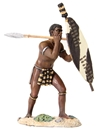 Zulu Beating Shield with Spear- PRE-ORDER