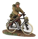 British Infantry with Bicycle 1916-17 - PRE-ORDER