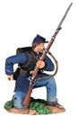 Union Infantry Reaching for Cartridge - PRE-ORDER