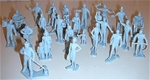1-48th scale Civilians