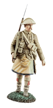 Black Watch Highlander - World War I 1916