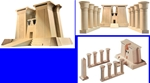 Egyptian Architectural Blocks