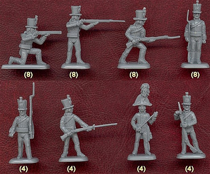 1805 Russian Light Infantry - Austerlitz