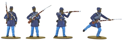 1863 Negro Infantry - fully painted