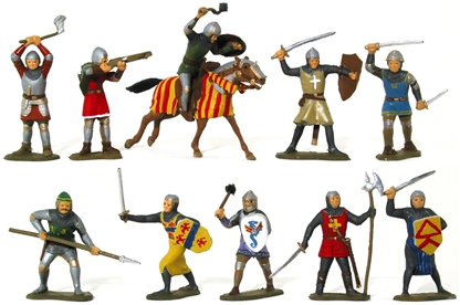 Nottingham Knights - Fully painted