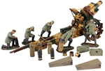 1916-18 German 210mm Howitzer and Crew - PRE-ORDER