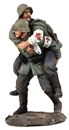 1916-18 German Medic Carrying Wounded - PRE-ORDER