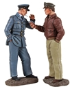 'Got a Light?' USAAF and RCAF Pilots - PRE-ORDER