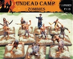 Undead Camp Zombies