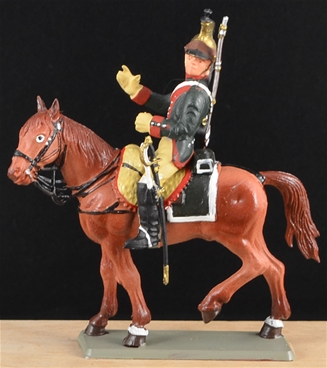 Mounted Dragoon 8th Regiment 1812 - mint condition