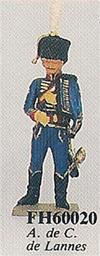 Aide de Camp of Marshal Lannes
