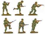 U.S. Marines - WWII Pacific - fully painted