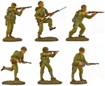 U.S. Marines - WWII Pacific - basic painted